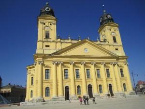 Debrecen Kirche 30x20