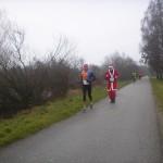 Karl und Weihnachtsmann