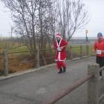 Christoph und Weihnachtsmann