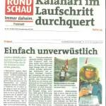 Rundschau-Bericht