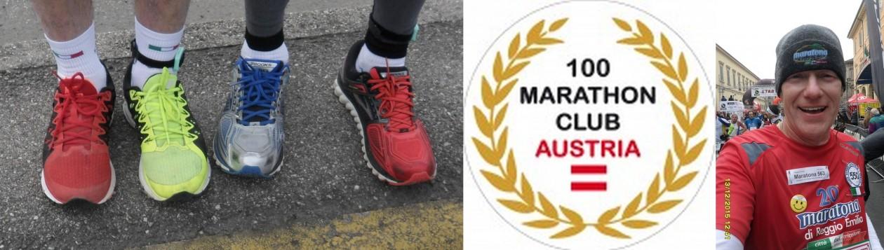 100 Marathon Club Austria